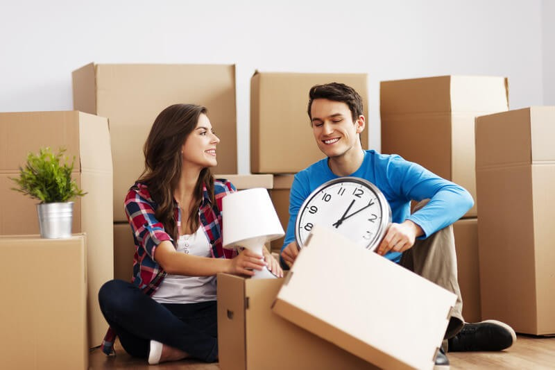 Things to Do When Movers are Moving