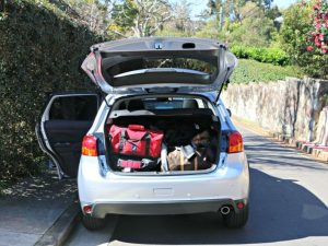 Moving with Your Own Car in Malaysia